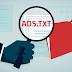 Cara Meletak Ads.txt Dalam Blog (Platorm Blogspot)