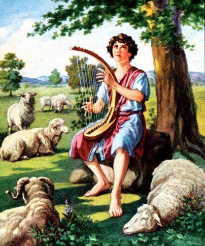 Salmo 51: David y el pecado de su madre