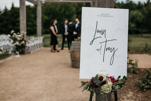 FERN & STONE PHOTOGRAPHY MELBOURNE WEDDING SIGNS AND INVITATIONS