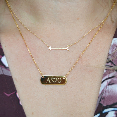 stella dot on the mark and bar engravable
