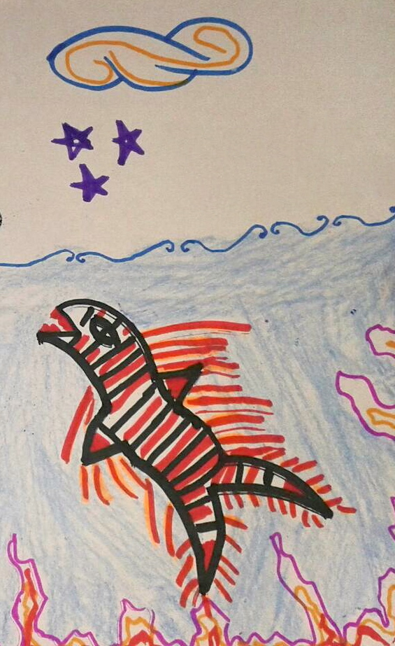 """14066a3c48d Ese era el nombre del pez león. """"Kimar"""" lo bautizaron los niños y niñas del  campamento de buceo infantil cuando lo vieron por primera vez en una de las  ..."""