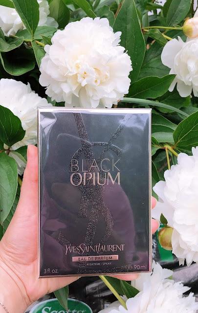 Nước hoa YSL - Black Opium Eau De Parfum, Hàng Mỹ