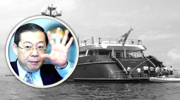 Rampasan Equanimity. Harga Yang Ditawarkan Oleh Lim Guan Eng Buat Rakyat Terkedu
