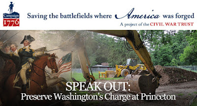 Help Save the Battlefield Where Washington Saved the Revolution