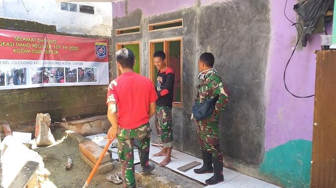 Kalau Tidak Diperbaiki TNI, Rumah Almarhum Nonarita Bisa Ambruk