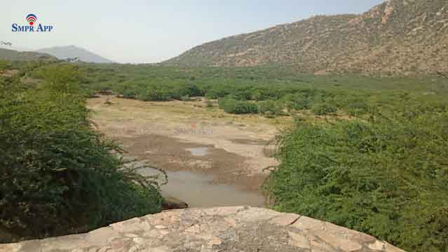 dam and baradari saledipura khandela sikar