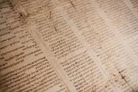 Torah Scroll - Photo by Tanner Mardis on Unsplash