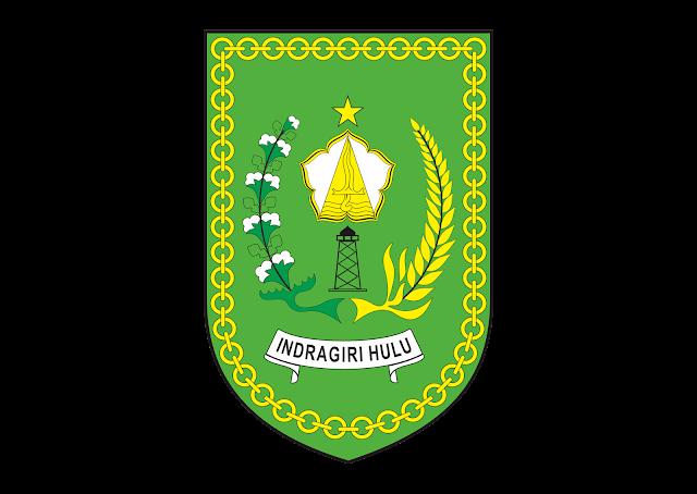 Logo Kabupaten Indragiri Hulu Vector