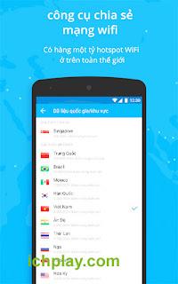 Tải Wifi Chìa Khóa Vạn Năng -Wifi Master Key APK Cho Android Mobile c