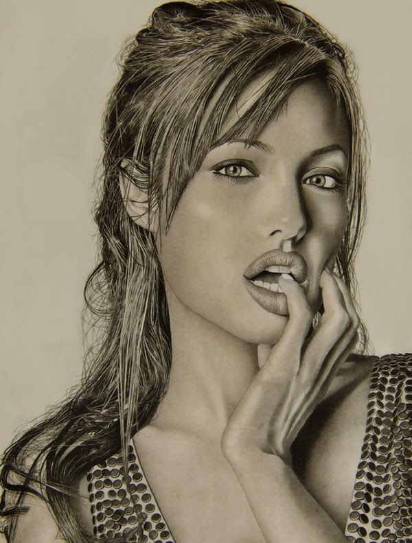 Gorgeous Pencil Drawings by Enric & Carles Codina Sagré
