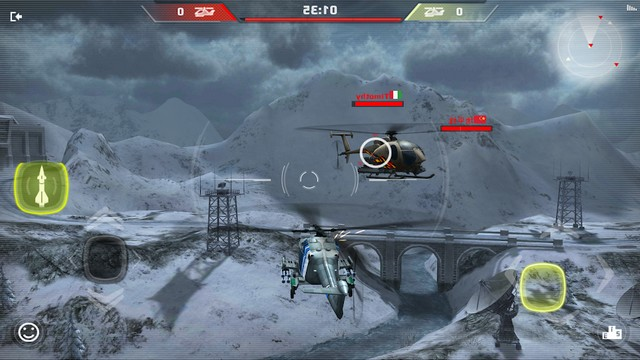 أفضل لعبة لمحاكاة طائرات الهليكوبتر للأندرويد