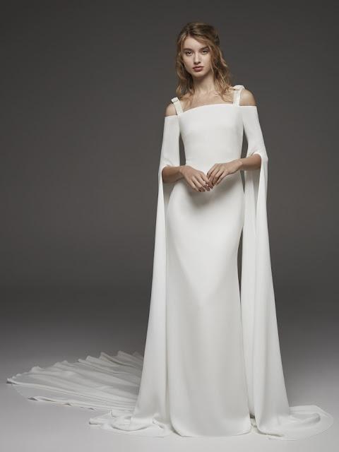 K'Mich Weddings - wedding planning - wedding dresses - higuera - pronovias fall 2019 collection
