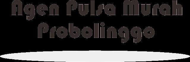 Agen Pulsa Murah Probolinggo