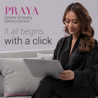 Praya Grocery, Online Grocery di Jakarta yang Tawarkan Belanja ala Supermarket Online