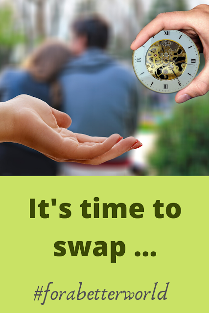 It's time to swap for a better world