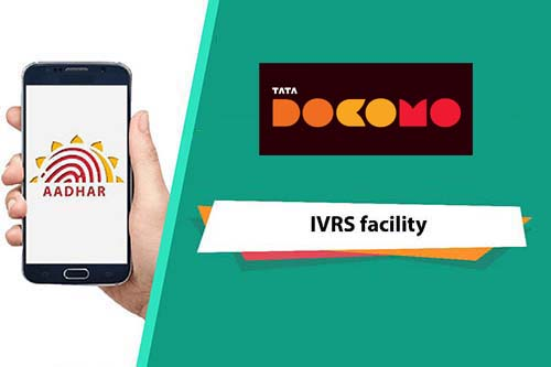 How to Re-Verify Tata Docomo Number with Aadhaar on IVR