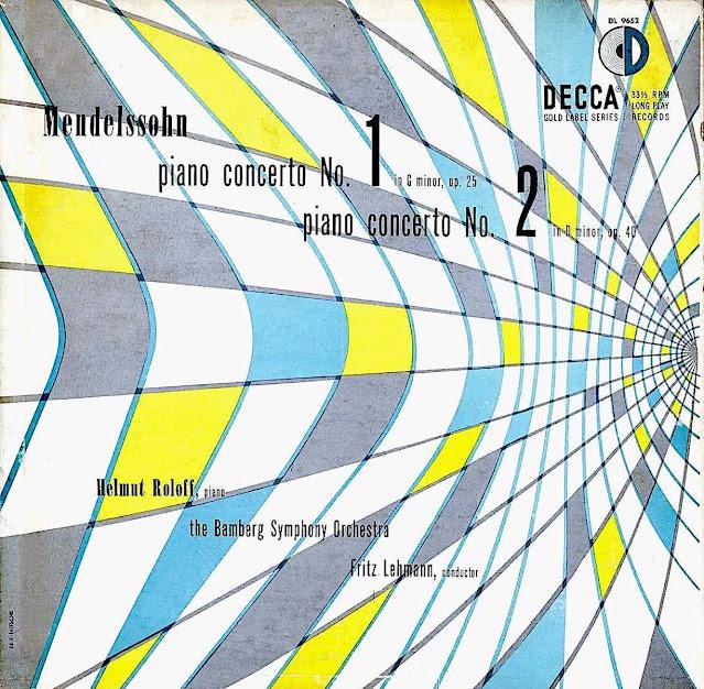 psychedelic design by Erik Nitsche