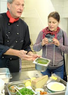 Kräuterküche / Foto: Lindner Presseabteilung