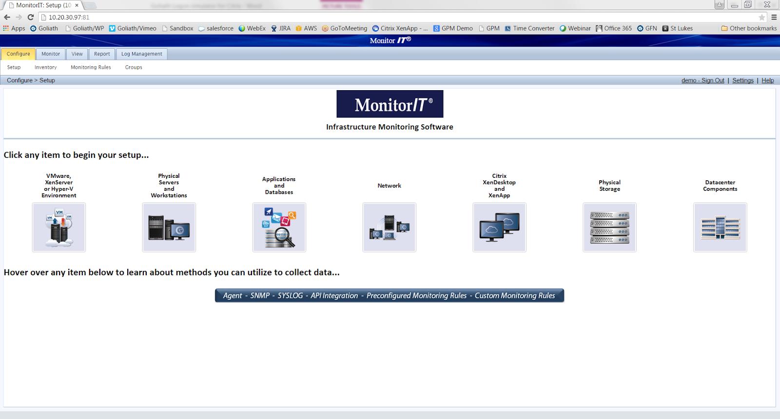 Goliath Logon simulator for Citrix - robbeekmans net