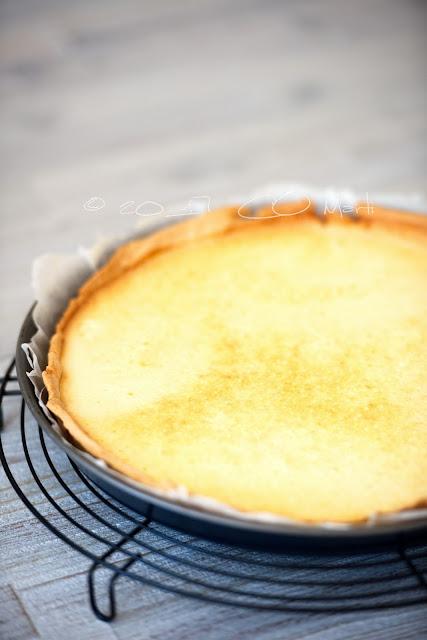Une tarte au citron pour faire le plein de vitamine C et de gourmandise !