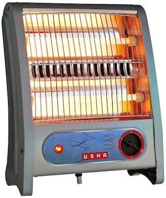 Usha Quartz Room Heater
