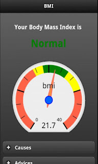 BMI Calculaor Android Applications For Health