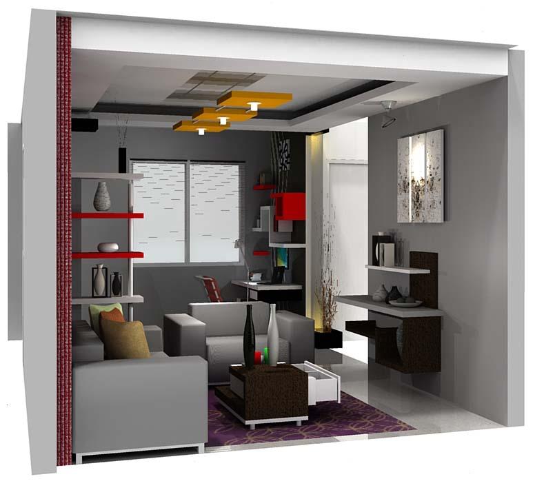 Desain Interior Dari Apartemen Minimalis Idaman Anda