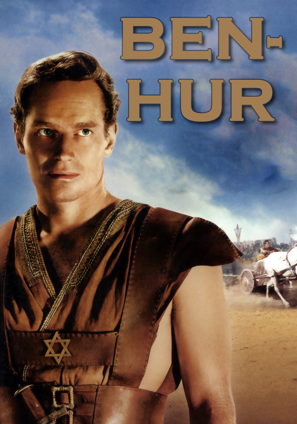 Ben-Hur [1925-1959] [DVD9 + DVD5] [NTSC] [Latino] [4DISC]