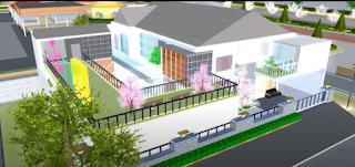 ID Rumah Ria Ricis Di Sakura School Simulator