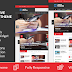 United - Modern Responsive Magazine and Blog Theme