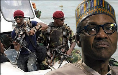 Niger Delta Avengers Announce Ceasefire.