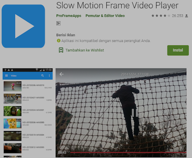 5 Aplikasi Slow Motion Android Terbaik 4