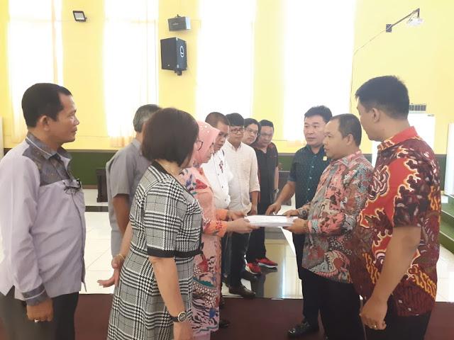 Hasil Hak Angket : Walikota Siantar Diduga Melakukan Pelanggaran, DPRD Minta Ditindaklanjuti KPK