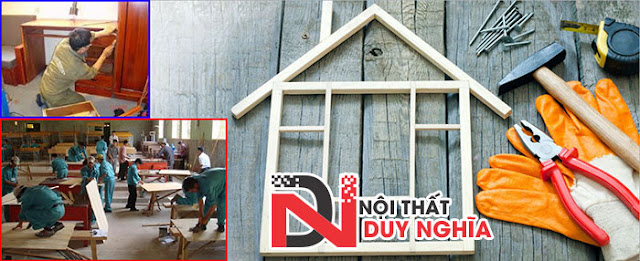 Dịch vụ sửa chữa đồ gỗ tại nhà