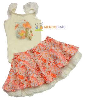 Moda bebê para revenda