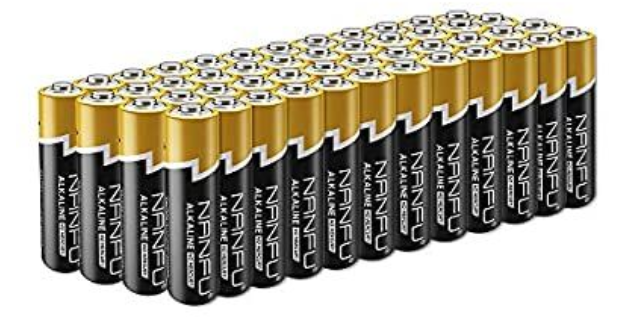 50%OFF  Long Lasting AA 48 Batteries [Ultra Power] Premium LR6 Alkaline Battery 1.5v Non Rechargeable