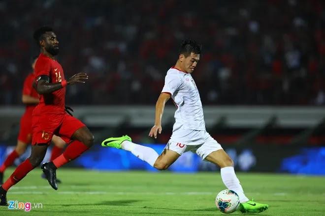 Tiến Linh ấn định chiến thắng cho Việt Nam