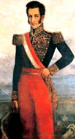 Foto al retrato de José de la Mar de pie