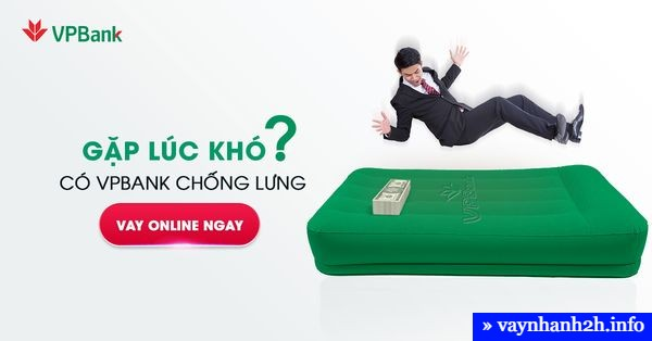 Hướng dẫn vay tiền online VPBank - Ảnh 1.