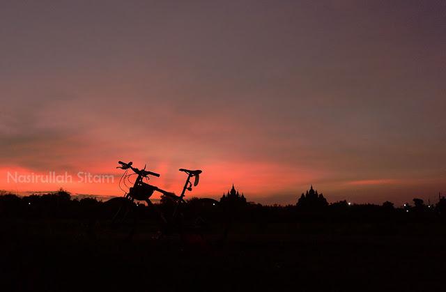 Tunggangan selama berburu sunrise