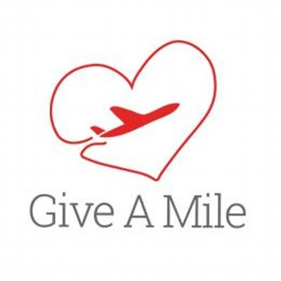 You can now donate United MileagePlus Miles to Give A Mile to help facilitate flights of compassion