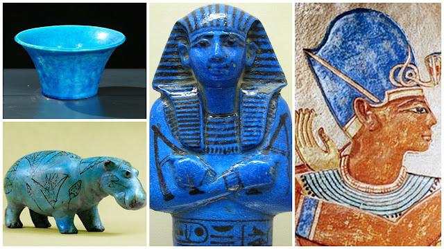 Blu egizio