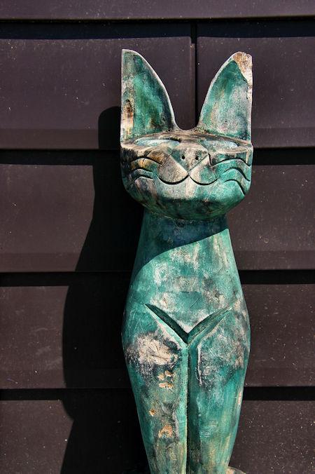 Cat Shrine