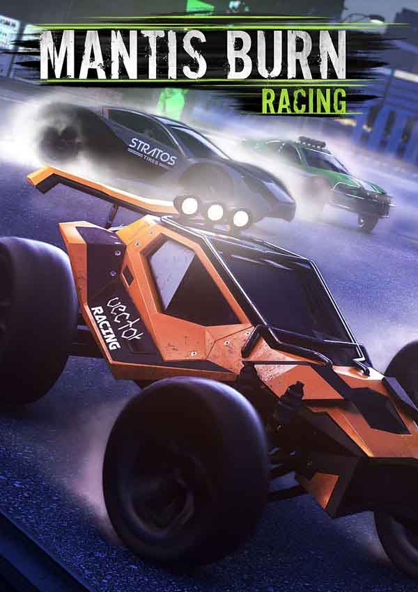 Mantis Burn Racing Download Cover Free Game