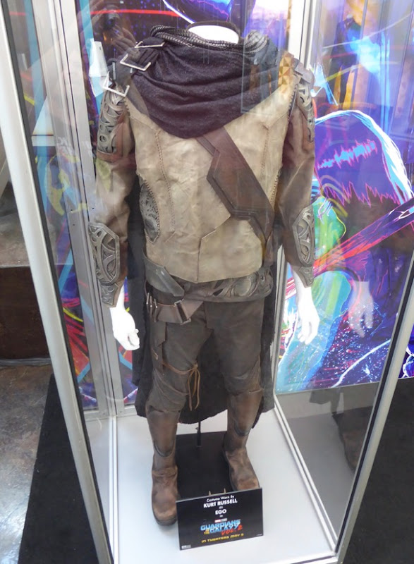 Kurt Russell Guardians of the Galaxy 2 Ego film costume