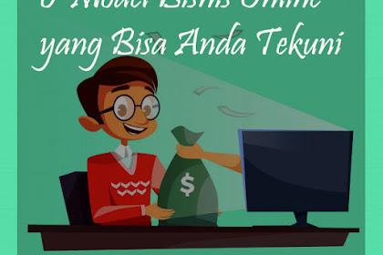 Digital Marketing: 6 Model Bisnis Online yang Bisa Anda Tekuni