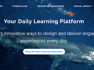Discovery Education : A Great Website For Educators
