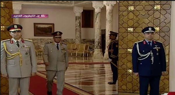 تعرف على السيرة الذاتية للفريق محمد أحمد زكي وزير الدفاع الجديد