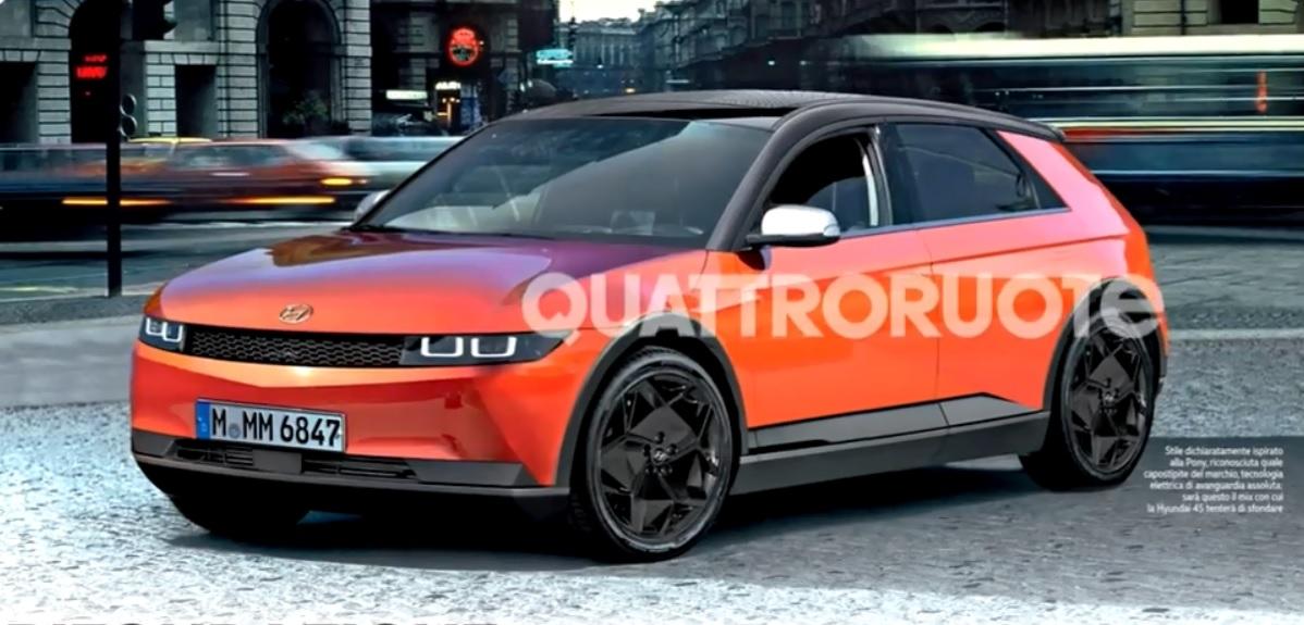 2021 - [Hyundai] SUV EV - Page 2 0.00021
