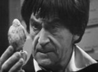 Patrick Troughton second Dr. Who